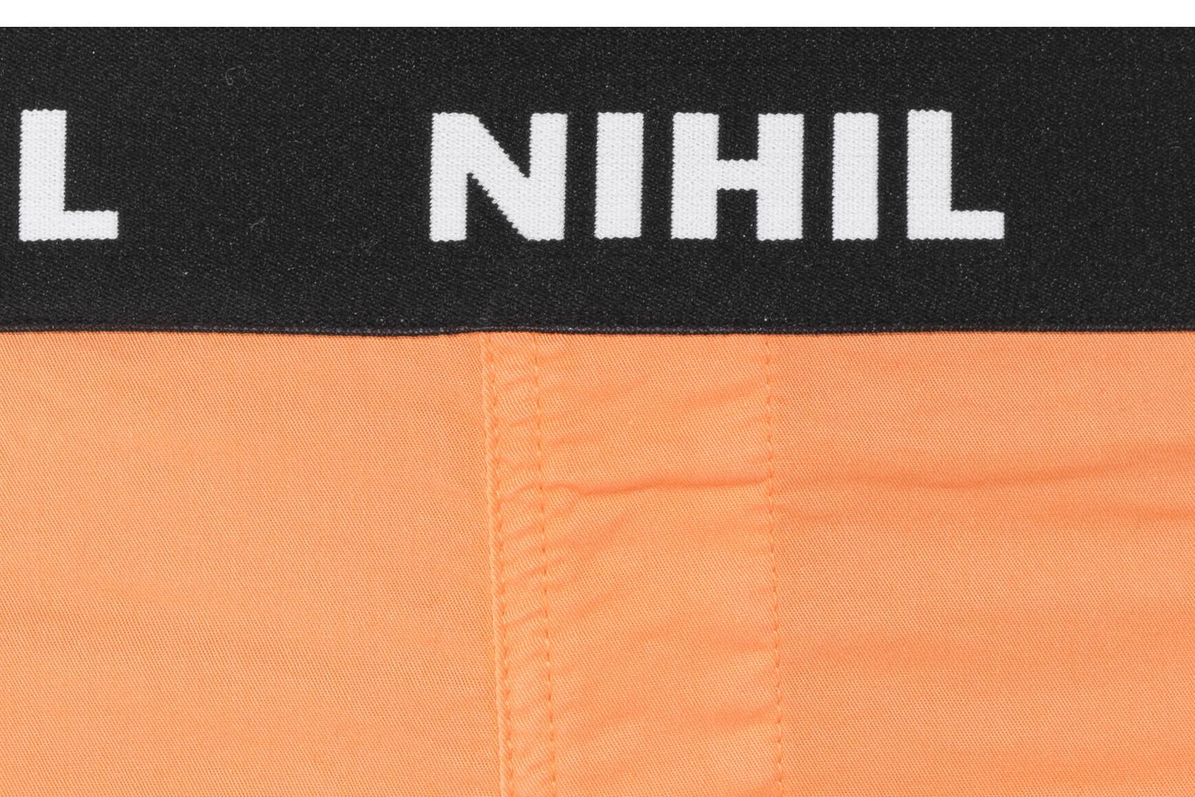 Nihil W's Oasis Shorts Shorts Shorts Orange Flamingo b57413